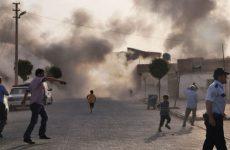 Τουλάχιστον 46 νεκροί, κυρίως άμαχοι, από αεροπορικούς βομβαρδισμούς στη Συρία
