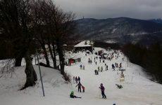 Ολοκληρώθηκαν οι πανελλήνιοι χιονοδρομικοί αγώνες στο Χιονοδρομικό Κέντρο Πηλίου