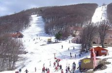 Πόλος έλξης  το Χιονοδρομικό Κέντρο Πηλίου το τριήμερο των Χριστουγέννων