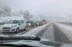 Kυκλοφορία οχημάτων στο οδικό δίκτυο της Περιφέρειας Θεσσαλίας