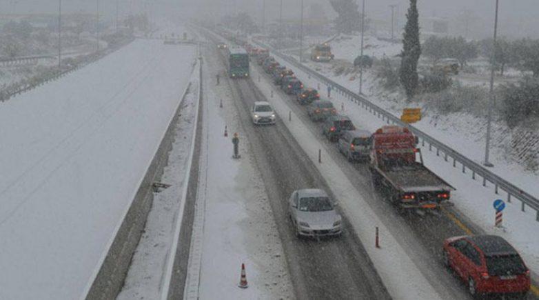 Κυκλοφορία οχημάτων στο οδικό δίκτυο της Περιφέρειας Θεσσαλίας