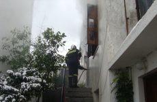 Φωτιά σε εγκαταλελειμμένο σπίτι στη Σκόπελο