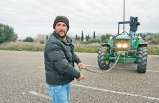Ενισχύονται τα αγροτικά μπλόκα