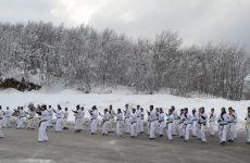 Στα Χάνια έγινε το 6ο Ελληνικό  Winter Camp Shinkyokushinkai  KARATE