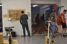 Ετοιμασίες για την φετινή έκθεση ποδηλάτου στο Βόλο