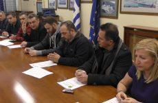 Παρουσίαση του 1ου Πανελληνίου Συνεδρίου για την Κλιματική Αλλαγή από την ΠΕΔ Θεσσαλίας