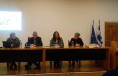 Ενημερωτικήσυνάντηση φορέωνστο δημαρχείο Βόλου για την εκστρατείαECOMOBILITY