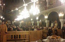 Η εορτή του Μεγάλου Βασιλείου στο Βόλο