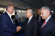 Έκλεισε η συμφωνία Ερντογάν – Γκρίζων Λύκων