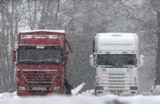 Άρση απαγόρευσης κυκλοφορίας φορτηγών σε Τρίκαλα-Καρδίτσα