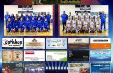 Ξεκίνησε η διάθεση των νέων ημερολογίων 2017 από το γυναικείο τμήμα μπάσκετ του Γ.Σ.Β. «Η ΝΙΚΗ»