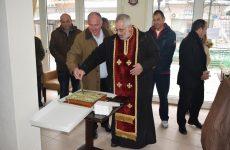 Κοπή πίτας του ΚΑΠΗ Βελεστίνου του δήμου Ρήγα Φεραίου