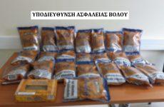 Συνελήφθη Αλβανός με 11 κιλά αφορολόγητο καπνό