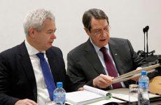 Ολοκληρώθηκε η πρώτη συνάντηση της ομάδας τεχνοκρατών για το Κυπριακό