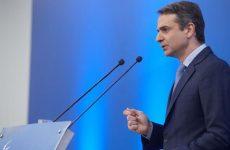 Μητσοτακης: «Η νομιμότητα θα επικρατήσει»