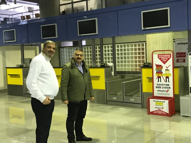 Μιχ. Μιτζικός: Αναγκαία η εσωτερική σύνδεση του Αεροδρομίου Κ. Ελλάδος  με το «Ελευθέριος Βενιζέλος»