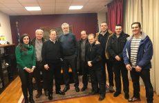 Σειρά συναντήσεων της ΝΟ.Δ.Ε. Μαγνησίας με δημάρχους