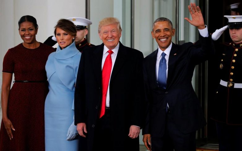 Η επιστολή που έγραψε ο Ομπάμα στον Τραμπ όταν αποχώρησε από τον Λευκό Οίκο