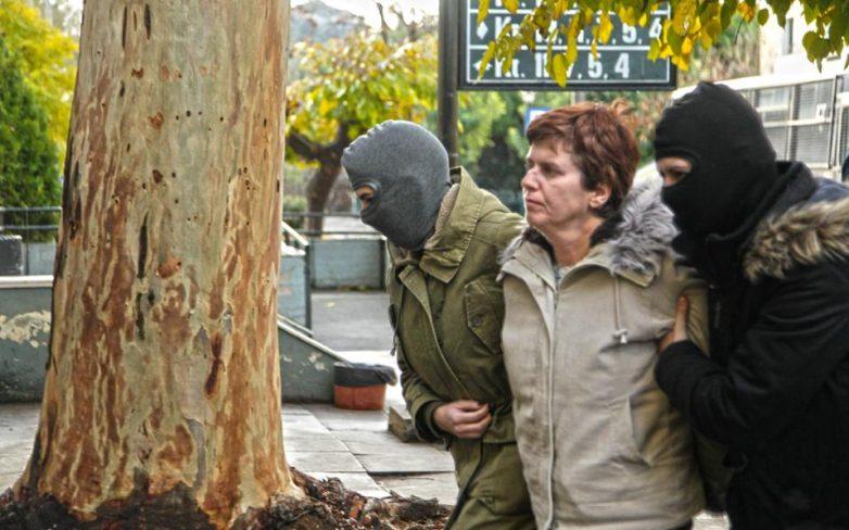 Για σύσταση νέας τρομοκρατικής οργάνωσης κατηγορούνται Ρούπα και 25χρονη