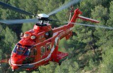 Ελικόπτερο της Πυροσβεστικής περισυνέλεξε αγρότη  στην Αλόννησο