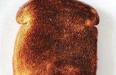 Επικίνδυνο για την υγεία το παραψημένο ψωμί του τοστ