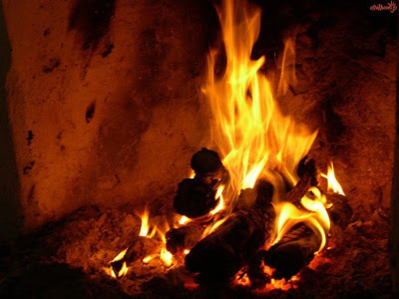 Φωτιά σε καμινάδα μονοκατοικίας στον Ξηριά
