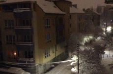 Χάος σε Βουλγαρία και Ρουμανία από τις ισχυρές χιονοθύελλες