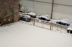 Έντονη χιονόπτωση αναμένεται στο Βόλο σύφωνα με την ΕΜΥ