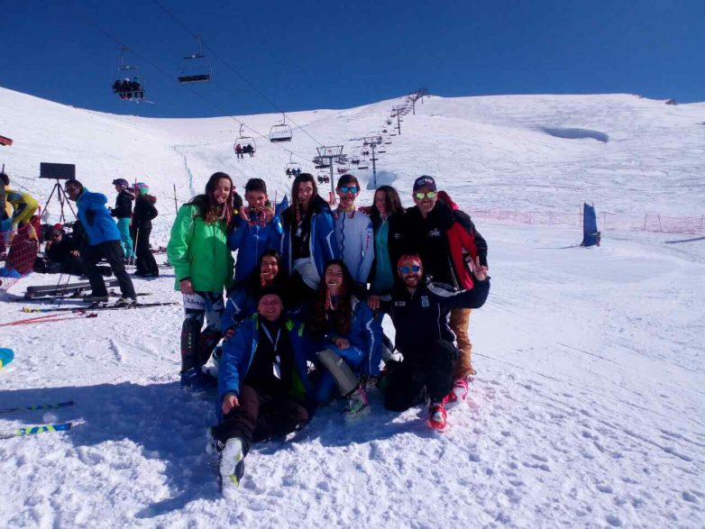 Πρωτιές κατέκτησαν οι αθλητές του ΕΟΣ Bόλου σε διεθνείς αγώνες χιονοδρομίας στο Λίβανο