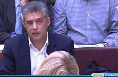 Κ. Αγοραστός στη Βουλή: Να διαχειρίζονται οι ίδιοι οι αγρότες τους ΤΟΕΒ και να παραμείνει στους Δήμους η αρμοδιότητα της εποπτείας τους