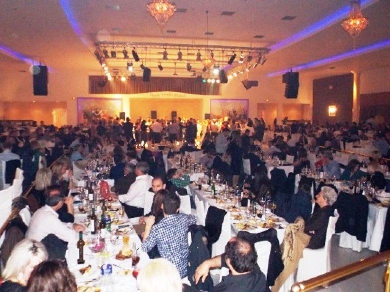 Με επιτυχία ο ετήσιος χορός του συλλόγου Περιβολιωτών Ν. Μαγνησίας