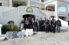 Προσφορά δώρων από αστυνομικούς της Διεύθυνσης Αστυνομίας Μαγνησίας στην «Κιβωτό του Κόσμου»