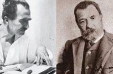 Αλέξανδρος Παπαδιαμάντης-Νίκος Καζαντζάκης: δύο κορυφαίοι της λογοτεχνίας