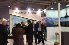 Στη διεθνή έκθεση τουρισμού 'Holiday & Spa Expo' στη Σόφια της Βουλγαρίας η Περιφέρεια Θεσσαλίας