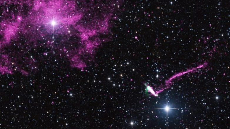 Ανακαλύφθηκε το πιο φωτεινό και μακρινό άστρο «πάλσαρ» στο σύμπαν