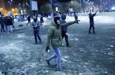 Συνεχείς πορείες και παραίτηση υπουργού στη Ρουμανία