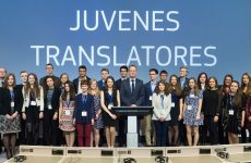 Η Αγγελική Χριστοδουλάκη νικήτρια του διαγωνισμού Juvenes Translatores