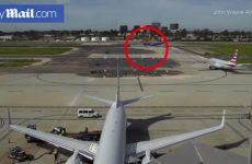 Βίντεο από την τρομακτική πτήση του Χάρισον Φορντ! Παραλίγο να συγκρουστεί με Boeing