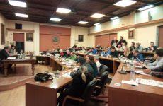 Ένταση στο ΔΣ Βόλου για μη συζήτηση ψηφισμάτων της ΛΑΣ και της ΔΥΝΑΜΗΣ ΒΟΛΟΥ