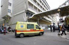 Στο Ιπποκράτειο Νοσοκομείο Θεσσαλονίκης 14χρονη μαθήτρια από το Βόλο