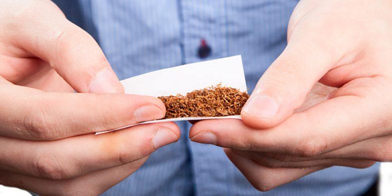 Συνελήφθη με λαθραίο καπνό στον κόμβο Αλμυρού
