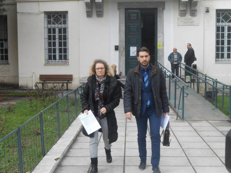 Μήνυση κατέθεσε η μητέρα του απωλεσθέντα Γ. Καραμιχαηλίδη