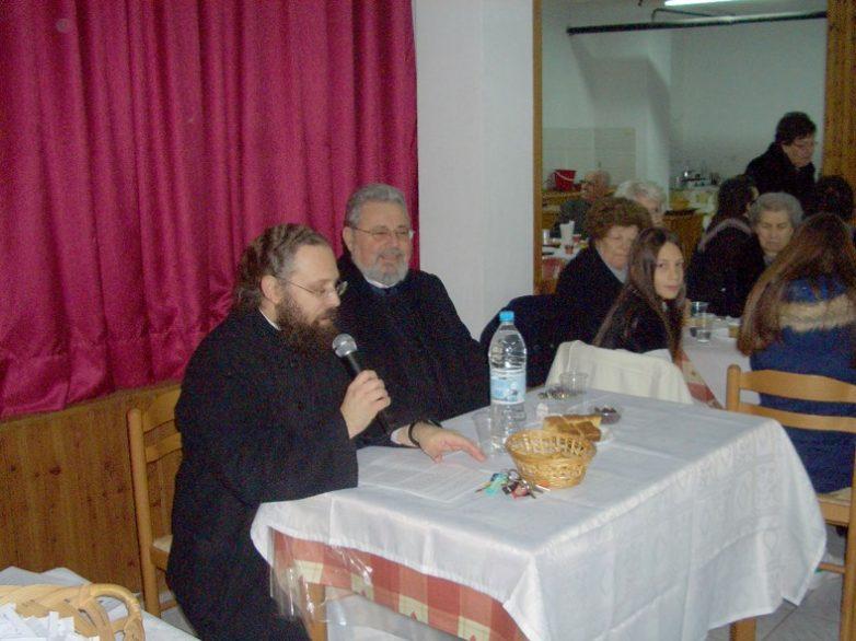 Ένας χρόνος λειτουργίας του Κοινωνικού Παντοπωλείου στον Άγιο Νικόλαο Αλμυρού
