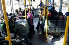 Απαγορευτική για τα ΑμεΑ η χρήση του λεωφορείου στο Βόλο