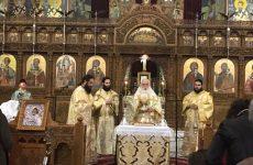 Κατηχητική Θεία Λειτουργία στον Ιερό Ναό Μεταμορφώσεως Βόλου