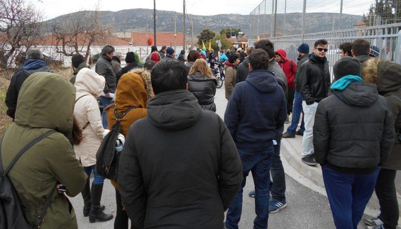 Μείωση κατά 15 % των αιτήσεων ασύλου το α' εξάμηνο του 2018