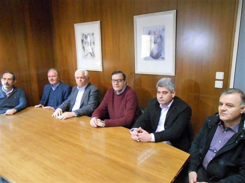 Μηχάνημα λέιζερ λιθοτριψίας δώρισε ο Αγροτικός Συνεταιρισμός Βόλου στο ΑΓΝΒ