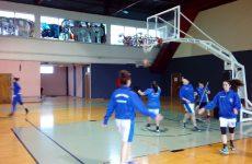 """""""Διαστημική"""" εμφάνιση της γυναικείας ομάδας μπάσκετ του Γ.Σ.Β. «Η ΝΙΚΗ»"""