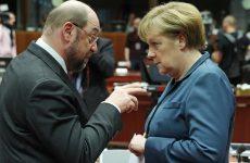 Τα δύο τρίτα των υποστηρικτών του SPD τάσσονται υπέρ του «μεγάλου συνασπισμού»