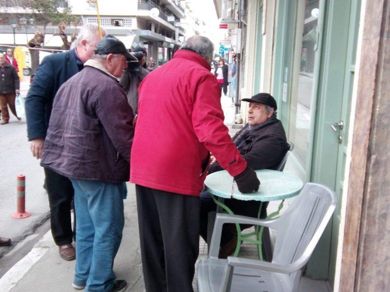Στέλεχος του ΣΥΡΙΖΑ Μαγνησίας γιουχάϊσαν διαδηλωτές